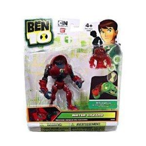 Ben 10 Alien 4 Inch Action Figure Water Hazard Includes Minifigure For Revolution Ultimatrix by Ben 10