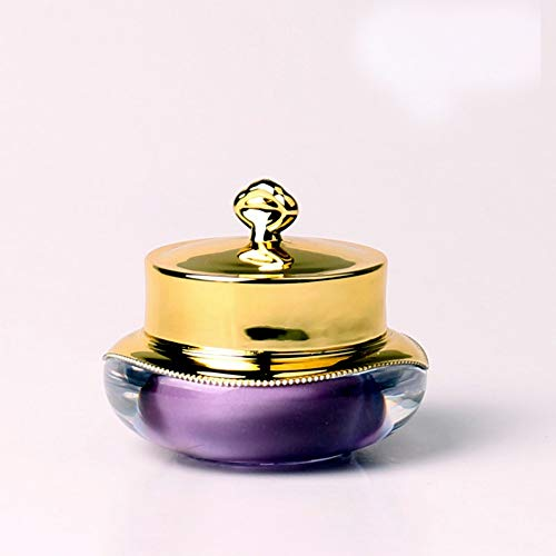 Bouteilles séparées bouteilles de plâtre bouteilles vides,violet 10 grammes