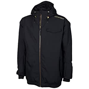 Chiemsee Men's Fabian Snow Jacket Black black Size:M