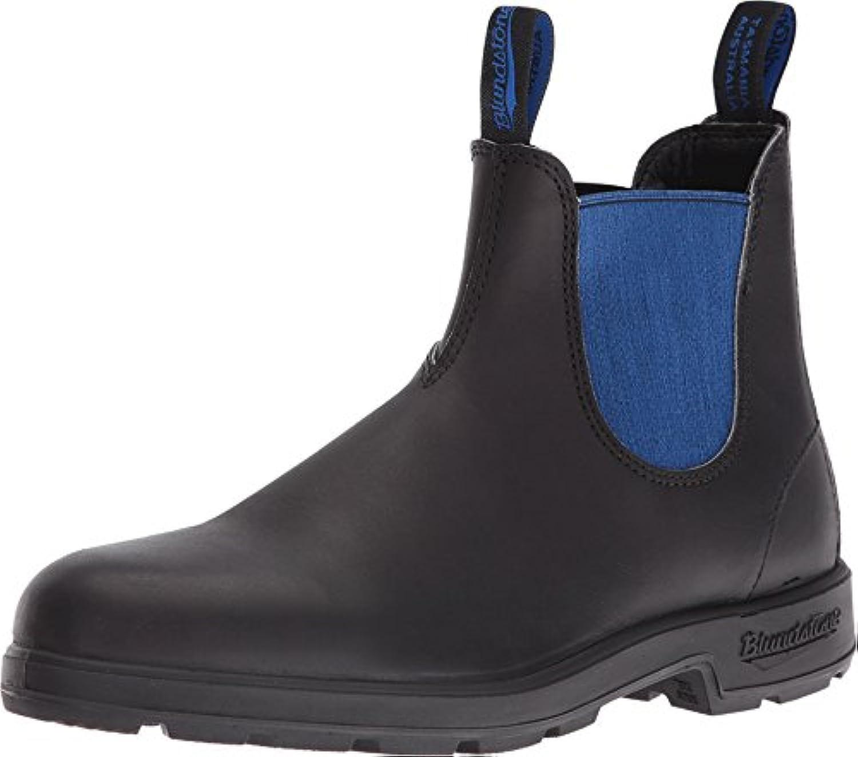 Blundstone, Unisex Adulto, Original 500 Series, Pelle, stivali, Nero, 44 44 44 EU   Good Design  8e8a69