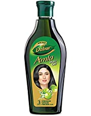 Dabur Amla Hair Oil  - For Strong , Long and Thick Hair - 450ml