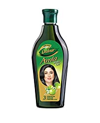 Dabur Amla Hair Oil for Long Healthy and Strong Hair, 180ml