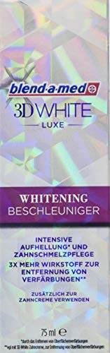 Blend-a-med 3DWhite Luxe Whitening-Beschleuniger, 75 ml -