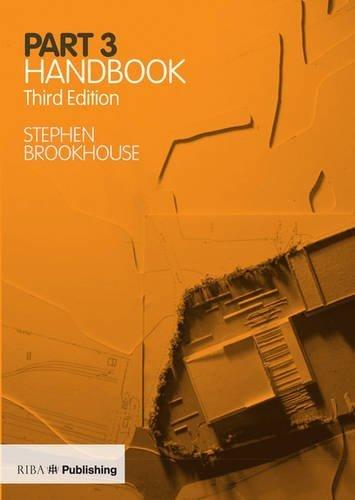 Part 3 Handbook by Stephen Brookhouse (2015-01-29)