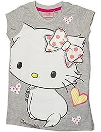 Charmmy Kitty Niñas Pijama Big T-Shirt edad 3,4,6,8años