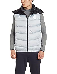 Adidas Men's Real Madrid Padded Down Vest