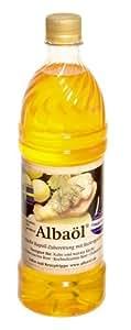 Alba Albaöl-Schwedische Rapsöl-Zubereitung, 3er Pack (3 x 750 ml Flasche)