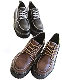 Di Grazia Girls/Women Breathable Fashion Shoes (Chocolate Brown, Brown-Heel-Shoes-38)