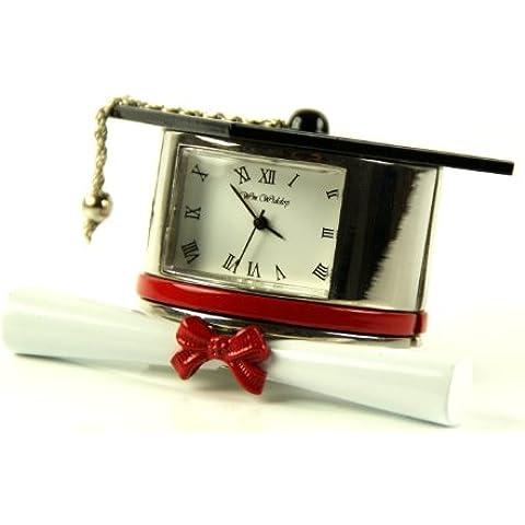 Miniatura di orologio da collezione a forma