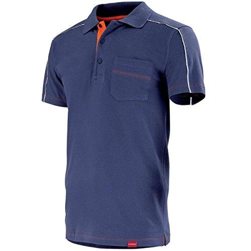 Lafont Herren Poloshirt Marineblau