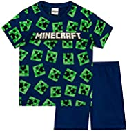 Minecraft Pijamas para Niños