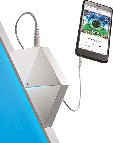 nanoleaf Light Panels (Aurora) Rhythm Musik & Sound Nachrüstmodul [Plug and Play | Faszinierende Effekte | Mikrofon & 3,5mm Klinkenanschluss] - 5