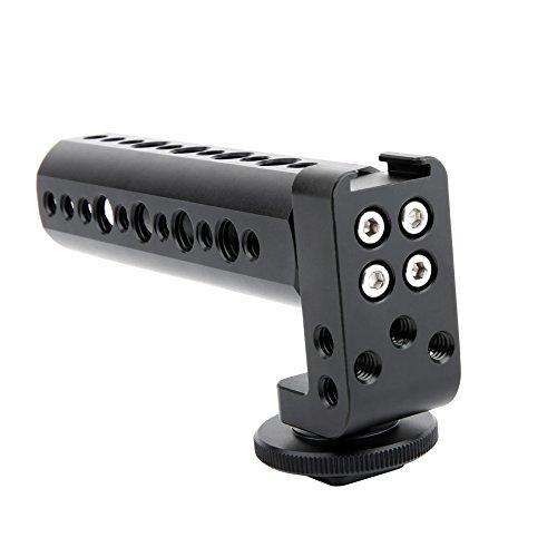 NICEYRIG Kamera Top Handle Grip Shoe Mount Käse Griff für Canon 5D 7D 60D 70D Nikon D800