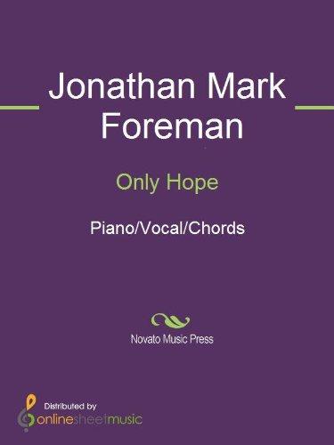 Only Hope Ebook Jonathan Mark Foreman Mandy Moore Amazon