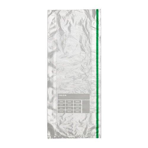 IKEA FORNYBAR - Gefrierbeutel, grün / 30 pack / 30 Pack - 5 l