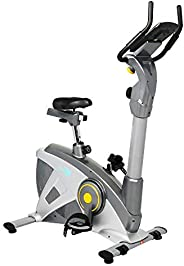 دراجة تمرين ثابتة مغناطيسية من دون مقعد من سكاي لاند - لون فضي، EM-1542
