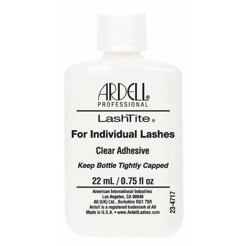 Ardell Ciltite Adhesive, Clear, 3/4-Fluid Ounce Bottle