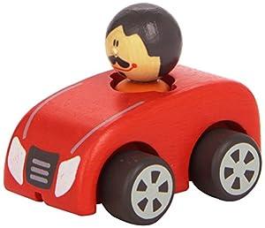 Sevi - Mini coche, color rojo (Trudi 82819)