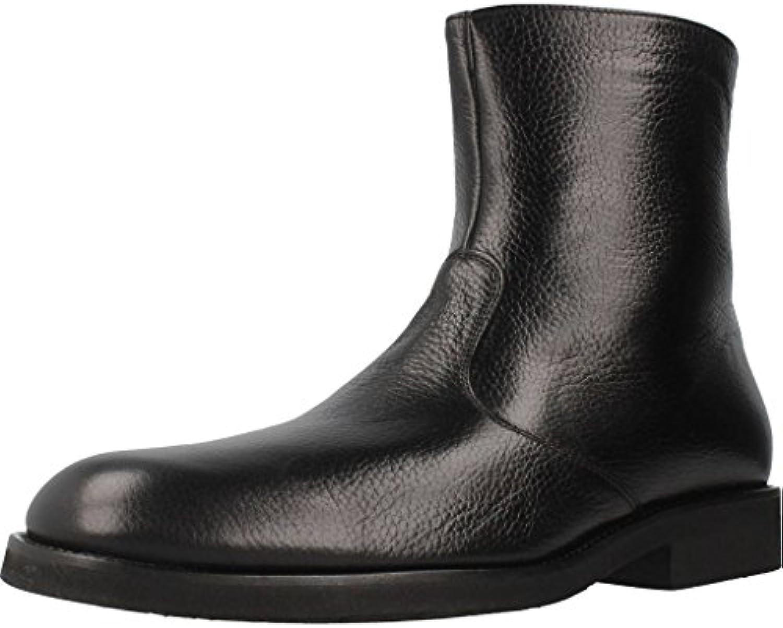 Botas para Hombre, Color Negro, Marca Sergio Serrano, Modelo Botas para Hombre Sergio Serrano 1505 Negro