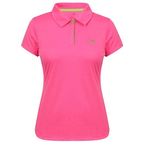 li-ning-a292-t-shirt-pour-femme-m-rose