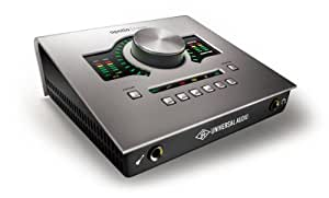 Universal Audio Apollo Twin High-Resolution Thunderbolt Interface With Realtime UAD DUO Processing
