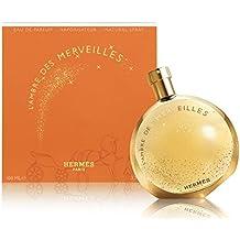 HERMES L'AMBRE DES MERVEILLES agua de perfume vaporizador 50 ml