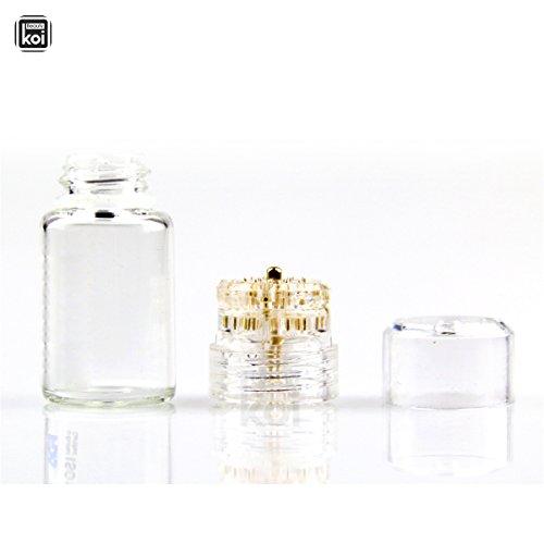 Ce-creme Vitamin (Koi Beauty Hautpflege Produkte Best Schönheit Werkzeug Facial Super Pflege für Akne Narben Sommersprossen 32Tipps Stempel Stift Titan)