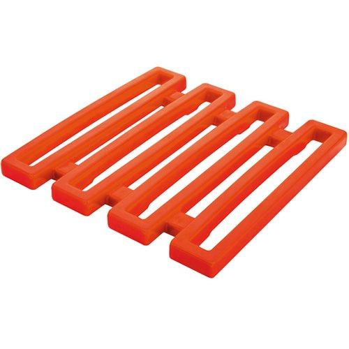 zak!designs 0550-0900 Topfuntersetzer orange