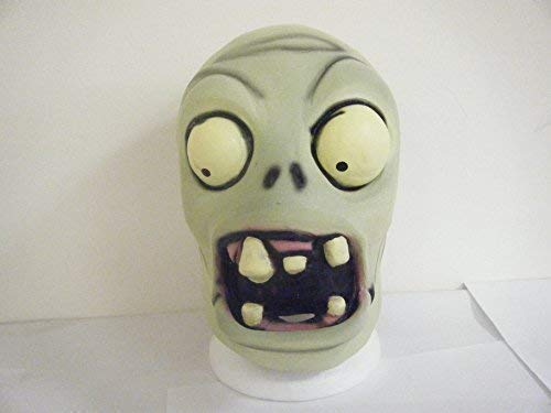 WRESTLING MASKS UK Plants V Zombies Universell Halloween Voller Kopf Kostüm Maske (Uk Kopf Halloween-masken Vollen)