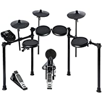 Alesis Nitro Kit Electronic Drum Set with 8 inch Snare, 8 inch Toms and 10 inch Cymbals