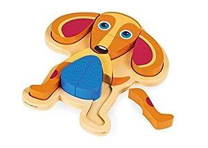 Oops - Puzzle de Madera de 12 Piezas (Toys 16002.22)