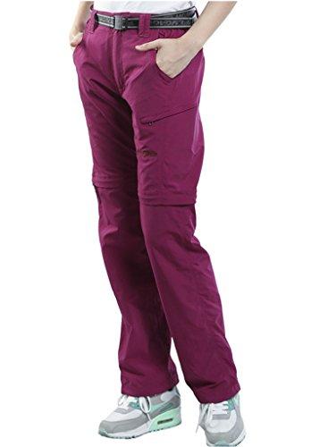 Micosuza Stretch Wanderhose Damen Active Exploration Convertible Pants - Active Sunscreen