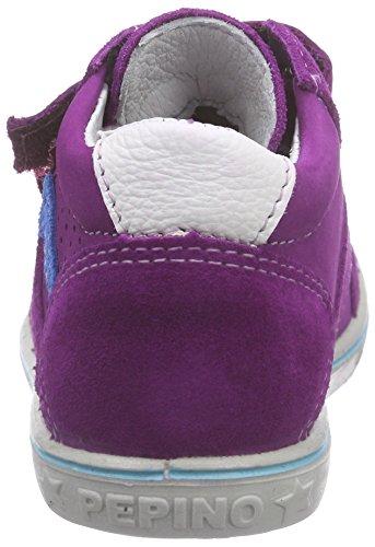 Ricosta Laif, Baskets Basses Fille Violet - Violett (violett 361)