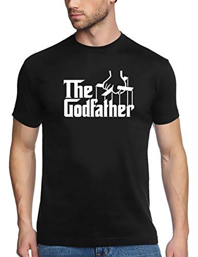 Coole-Fun-T-Shirts Herren The Godfather - DER Pate