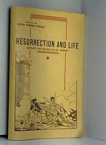Résurrection and life