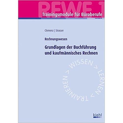 Pdf Trainingsmodul Büroberufe Grundlagen Der Buchführung Und