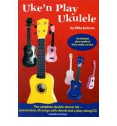 Uke'n Play Ukulele Omnibus Edition (Book/CD) (Paperback) - Common (Mike Jackson Ukulele)