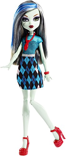 Mattel Monster High DKY20 - Modepuppe, Frankie Stein, -