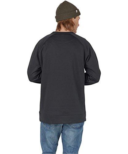 Burton Herren Bonded Crew Sweatshirt True Black
