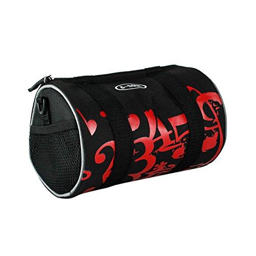 Cocohot Fahrrad Taschen Gepäckträger Wasserdicht Red