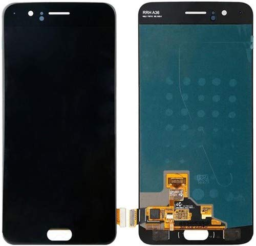 12b Lcd (MicroSpareparts Mobile LCD Screen with Digitizer Front Frame Assembly Black, MOBX-OPL-5-LCD-12B (Front Frame Assembly Black Original New))
