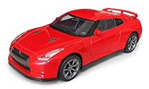 Deliababy Nissan GTR, Red