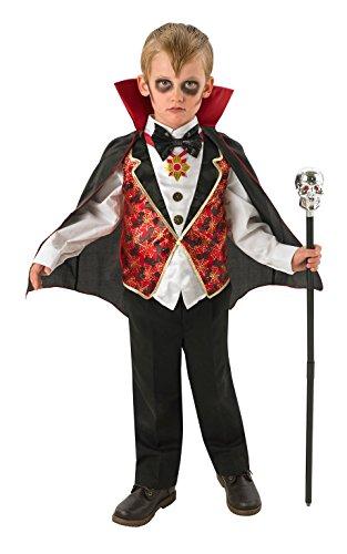 Rubie 's Offizielles 880346Dracula Kostüm Jungen (Kostüme Kid Dracula)