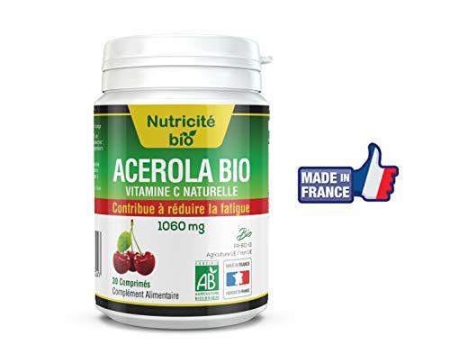 """Cultivada principalmente en Brasil, la acerola, también conocida como """"cereza de Barbados"""" o """"cereza del Caribe"""", es una fruta comestible que se ha utilizado durante mucho tiempo como solución a la deficiencia de vitamina C.El alto contenido de acero..."""
