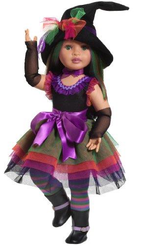 Paola Reina 06544 - Muñeca de bruja articulada