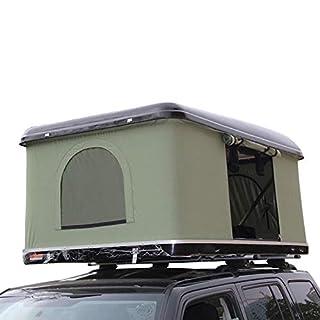 Dachzelt Ranger Overland Wasserdicht Quick Open 2 Erwachsene Tragetasche Einfach Für Autos Lkw SUVs Camping Reise Mobile