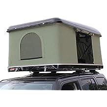 Techo Carpa Guardabosques Overland Impermeable Quick Open 2 Estuche de transporte para adultos Fácil de instalar