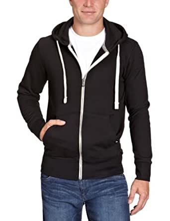 Jack & Jones - Sweat-shirt à capuche - Homme multicolore -  noir - Small