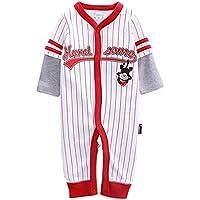 Fangcheng Baby Baseball Romper New Baby Boys Niñas Deportes Rompers Niños Niños Rompers Ropa ...