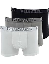 Pack 3 boxers Diesel Shawn (Noir/Gris/Blanc)